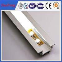 Buy cheap New! customized design/OEM order available lighting profil aluminium supplier from wholesalers
