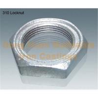 Buy cheap Malleable iron pipe fittings---Locknut from wholesalers