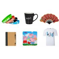 Buy cheap Promotional Company Advertising Gifts Novelty Product With Cups / Fans / T Shirt from wholesalers