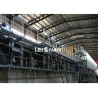 Buy cheap 50 TPD Fluting Paper Machine For Test Liner Board Paper Making from wholesalers