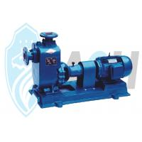 Buy cheap High Self Priming Oil Transfer Pump Electrical Power High Suction Capacity from wholesalers