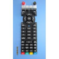 Buy cheap Epoxy Coating Laser Etch Custom Silicone Rubber Keypads For Cellphone Silicone Rubber Mold from wholesalers