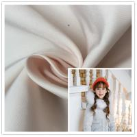 Buy cheap Soft PVC Coated Polyester Fabric 2/2 Twill With Excellent Shape Preservation from wholesalers