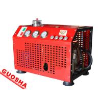Buy cheap Fire forces the use of high-pressure air compressor 30MPA-33MPA china from wholesalers