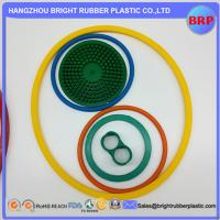 Buy cheap Customized Silicone Rubber O Ring from wholesalers