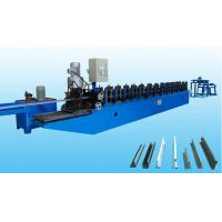 Buy cheap Aluminum Ceiling Tee Bar Roll Forming Equipment For Steel Ceiling T Grid Carrier from wholesalers