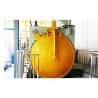 Buy cheap 1.95X4M Composite Curing Carbon Fiber Autoclave In Different Standard product