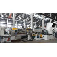 Buy cheap agglomeration and water ring granulation machinery/equipement/ production line product