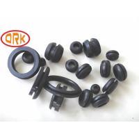 Flexible Rubber Grommet For Connector , Rubber Wire Grommet Sealing