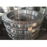 Buy cheap SA182- F316  F316L Forged Stainless Steel Flange Max OD 2500mm from wholesalers