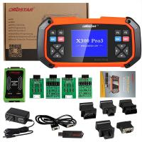 Buy cheap OBDSTAR X300 PRO3 X-300 Key Master with Immobiliser+Odometer Adjustment+EEPROM/PIC+OBDII+Toyota G & H Chip All Keys Lost from wholesalers