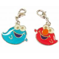 Buy cheap Metal Iron Material Cartoon Animal Shape Metal Keychains Suitable for Business Gifts from wholesalers