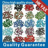 Buy cheap guangzhou YAX supply hotfix flatback rhinestone,rhinestone hotfix flatback,iron-on hotfix flatback rhinestone from wholesalers