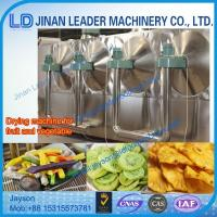 Buy cheap easy operation machine for drying fruits machines for food processing from wholesalers