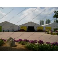 Buy cheap Large French Windows Outdoor Exhibition Canopy Tent PVC Fabric 18 x 33m Aluminum Frame from wholesalers
