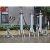 Buy cheap Stainless Steel LPG Filters / LPG Deodorization Towers With Large Capacity from wholesalers