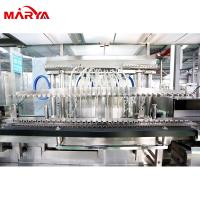 Buy cheap Silver Color Automatic Ampoule Filling Sealing Machine 380V 50HZ High Efficiency from wholesalers
