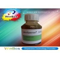 Organic Aqueous Pigment Dispersions Reducing System Viscosity 100% Active Ingredient