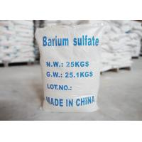 Buy cheap Natural High Whiteness Barium Sulfate Paint Grade Baso4 Cas NO 7727-43-7 from wholesalers