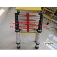 Buy cheap Aluminium Telescopic and extension ladder,Aluminium ladder product