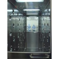 Buy cheap Stainless steel Tunnel air shower with automatic-door for clean room product