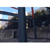 Quality Prefabricated Industrial Steel Structures Construction building- Steel structure for sale