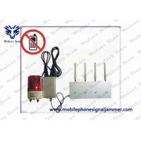 Buy cheap Alarm Light Mobile Signal Detector 2W Power Consume For Conference Room from wholesalers