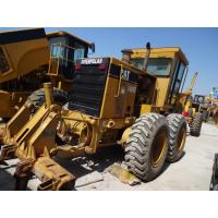 Buy cheap Hot sale for the used motor grader CAT 140H from wholesalers