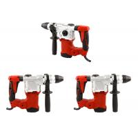 Buy cheap Custom Electric Heavy Duty Hammer Drill Machine 110V - 240V Rated Voltage from wholesalers