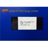 Buy cheap Highly Flexible Cable FFC Cable 0.5 Mm Pitch With Ink Jet Print Words from wholesalers