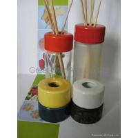 Buy cheap Ceramic Lid for Oil Glass Bottle Reed Diffuser from wholesalers