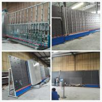 Buy cheap Fully Automatic Insulating Glass Vertical Double Glazing Equipment/Production Line,Full Automatic Insulating Glass Line from wholesalers