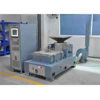 Professional Vibration Table Testing Equipment With Slip Tables 800×550×1520 Mm