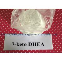 Buy cheap Prohormone Hormone  7-KETO DHEA  white powder lose weight mass muscles from wholesalers