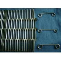 Buy cheap Stainless Wire Ring Conveyor Belts,Metal Eye Link Belts,Pasteurizer Belts from wholesalers