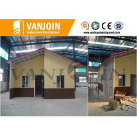 Buy cheap Prefab Insulated Wall Panels 38dB-46dB , Durable Exterior Concrete Wall Panels from wholesalers