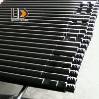 Buy cheap Drill Shank End R25 Threaded Drill Rod , Forging T38 Hex Extension Bar from wholesalers