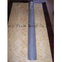 Buy cheap Stainless steel powder porous mesh tube filtering from wholesalers