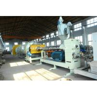 Buy cheap Huge Diameter Plastic HDPE Jacket Insulating Pipe Production Line from wholesalers