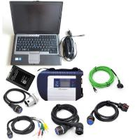 Buy cheap MB Star C4 with software ssd and Laptop D630 MB C4 SD Connect Wireless Diagnose Scanner Professional Auto Diagnosis tool from wholesalers