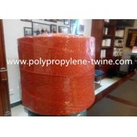Buy cheap Green Color Raw Polypropylene Baler Twine 180LB Breaking Strength For Banana Tree Rope from wholesalers