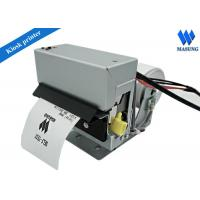 Buy cheap Fast speed compact size 2 inch kiosk thermal printer linux for parking machine from Wholesalers