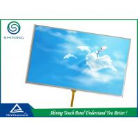 Buy cheap LCD Module Car Touch Panel Resistive 4 Wire For Vehicle GPS Navigation from wholesalers