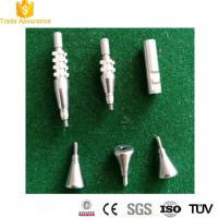 Buy cheap Anti Allergic Gr2 Gr5 Titanium Dental Implant Screw M2 Titanium Surgical Screws High Precision from wholesalers