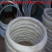 Buy cheap Galvanized Razor Barbed Iron Wire Mesh /Razor Wire Mesh for Prison Fence /CBT-65 stainless steel razor wire from wholesalers