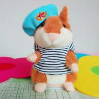 Buy cheap 2014 Novelty Cute Toy Talking Hamster Plush Toy Hamster Talking Hamster Toy from wholesalers