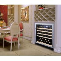 Buy cheap 54 Bottles Horizontal Wine Cooler Wine Chiller No Vibration Wine Cabinets from wholesalers