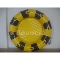 Buy cheap Round Inflatable Towable Banana Boat / Inflatable Towable Boat Used In Lake Or Sea from wholesalers