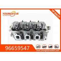 Buy cheap Aluminium Complete Cylinder Head For Chevrolet / Daewoo Matiz 0.8L M96659547 96659547 product