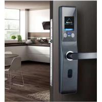 Buy cheap Security Face Recognition Door Lock from wholesalers